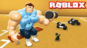 roblox muscules